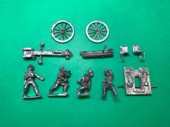 Turk Field Gun & Crew