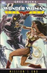 Wonder Woman - Mission's End