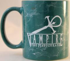 Vampire - The Masquerade - Marble Coffee Mug