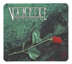 Vampire - The Masquerade - Mousepad