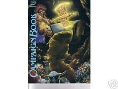 Campaign Book #1 - Fantasy
