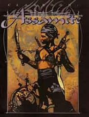 Clanbook - Assamite (Revised Edition)