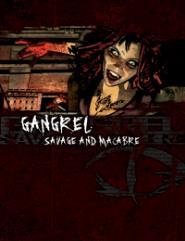 Clanbook - Gangrel, Savage and Macabre