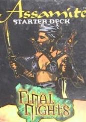 Final Nights - Assamite Starter Deck