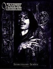 Storyteller's Screen (1st Edition) - Screen Only!