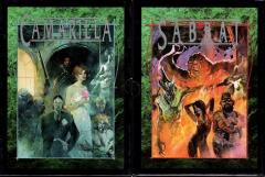 Guide to the Camarilla & Guide to the Sabbat (Limited Edition)