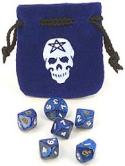 Mage - The Awakening - Dice Set w/Bag