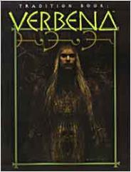 Tradition Book #2 - Verbena (Revised Edition)
