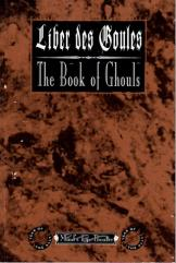 Liber des Goules - The Book of Ghouls