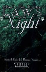 Laws of the Night - Revised Rules for Playing Vampires
