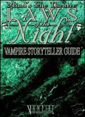 Laws of the Night - Storyteller's Guide