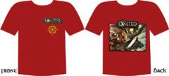 Exalted (2nd Edition) - T-Shirt (XL)