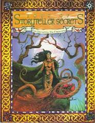 Storyteller's Screen w/Book of Storyteller Secrets (1st Edition)