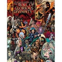 Books of Sorcery, The #4 - The Roll of Glorious Divinity #1