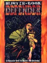 Hunter Book - Defender