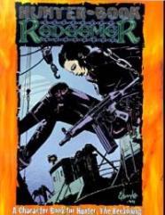 Hunter Book - Redeemer