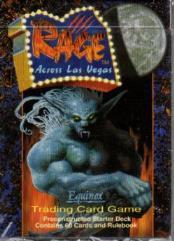 Rage Across Las Vegas - Equinox Starter Deck