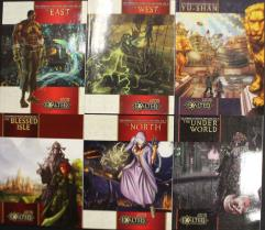 Exalted Compass Collection - 6 Books!