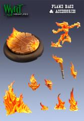 Flame Insert and Base Accessories