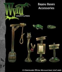 Bayou Base Accessories