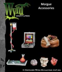 Morgue Accessories