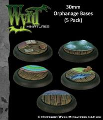 30mm Orphanage Bases