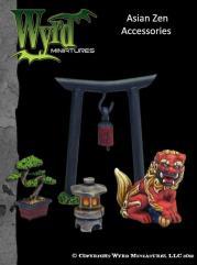 Asian Zen Accessories