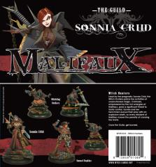 Sonnia Criid - Witch Hunters Crew