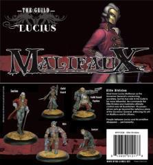 Lucius - Elite Division