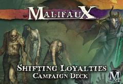 Shifting Loyalties - Campaign Deck