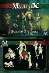 McMourning - Body of Evidence