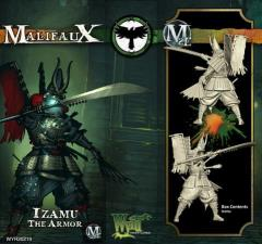 Izamu - The Armor (2016 Edition)