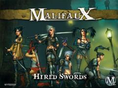 Viktoria - Hired Swords