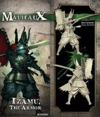 Izamu - The Armor (2012 Edition)