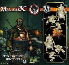 Ten Thunders Brothers (2016 Edition)