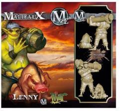 Alternative Lenny w/Pig
