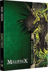 Resurectionists Faction Book
