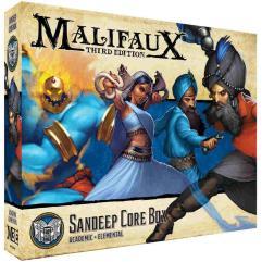 Sandeep Core Box