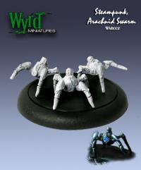 Arachnid Swarm (2009 Edition)