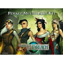 Multi-Part Kit - Female