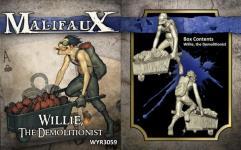 Willie - The Demolitionist