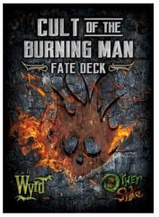 Fate Deck - Cult of the Burning Man