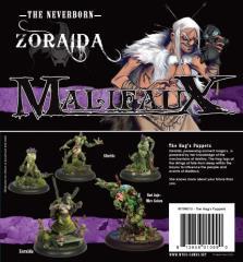 Zoraida - The Hag's Puppets