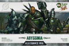 Abyssinia Allegiance Box - Prince Unathi