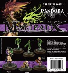 Pandora - Legion of Sorrows