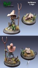 Malifaux Rami LaCroix Blister Wyrd Miniatures WYR5034