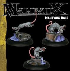 Malifaux Rats
