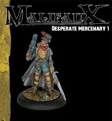 Desperate Mercenary #1 - Male