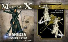 Vanessa - Treasure Hunter
