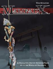 Malifaux - Core Rulebook (1st Edition)